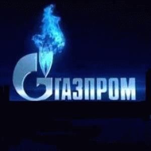 Динамика курса акций Газпрома