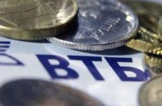 Динамика стоимости акции ВТБ на сегодня