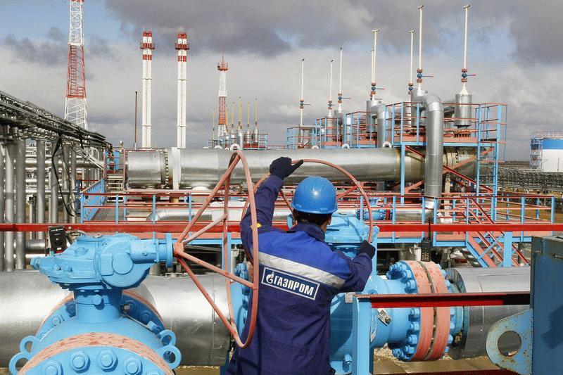 Газопроводы Газпрома