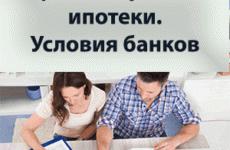 Рефинансирование ипотеки. Условия банков и ставка рефинансирования