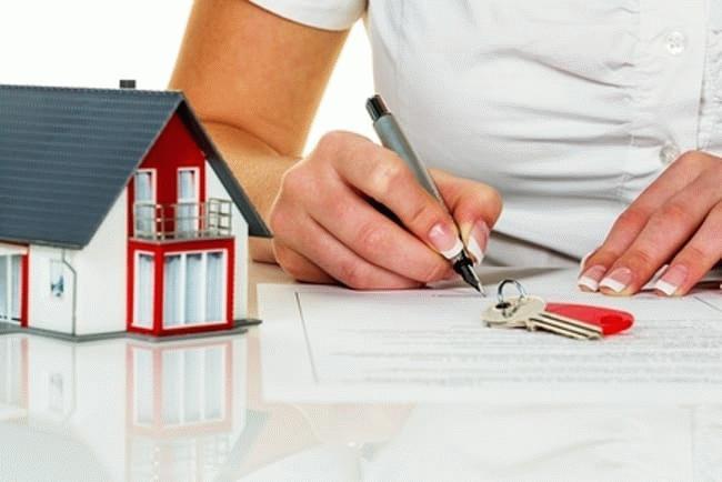 Подписание сделки купли-продажи