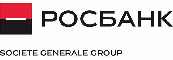 Логотип кредитной организации Росбанк